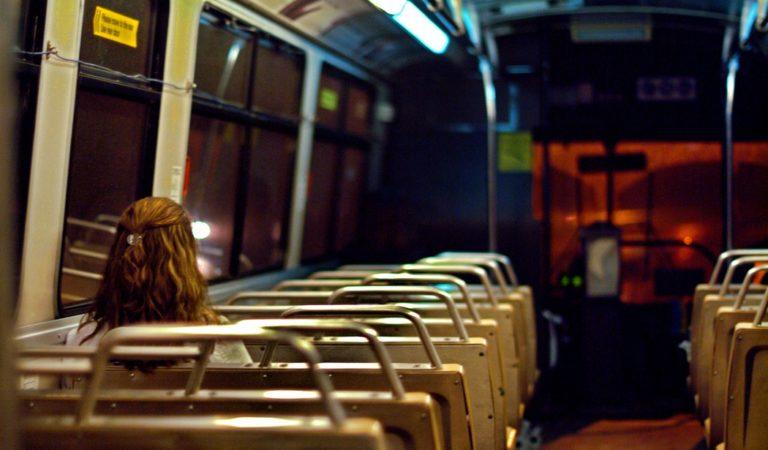 Как водитель автобуса меня проучил