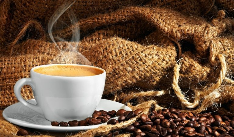Екатерина и кофе с чаем