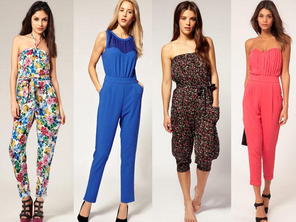 Комбинезоны для девушек — модно и стильно!