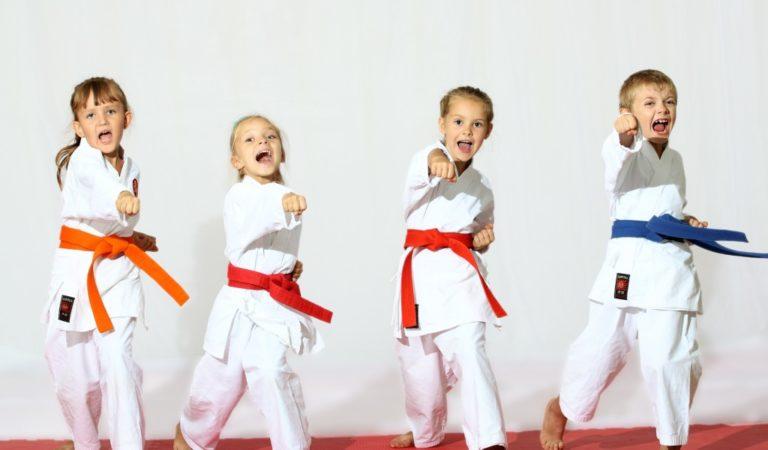 Почему детям нужно заниматься спортом?