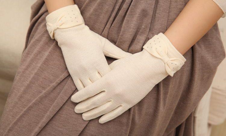 Спасибо за перчатку