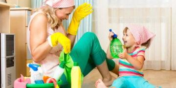 Воспитание аккуратного ребенка