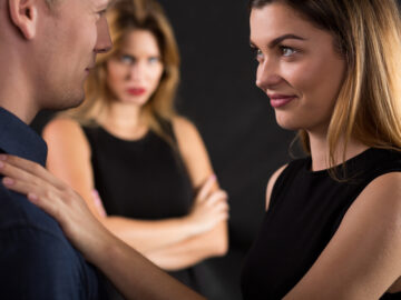 Что делать если у мужа есть любовница?