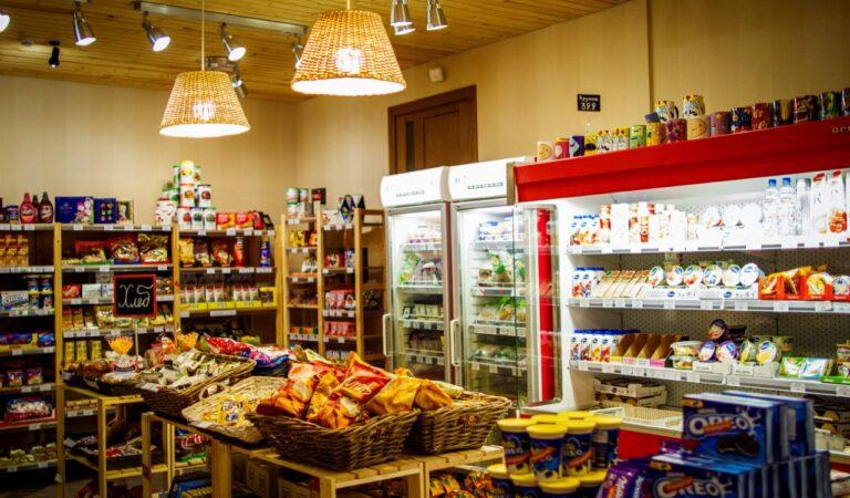 Как открыть маленький продуктовый магазин с нуля?
