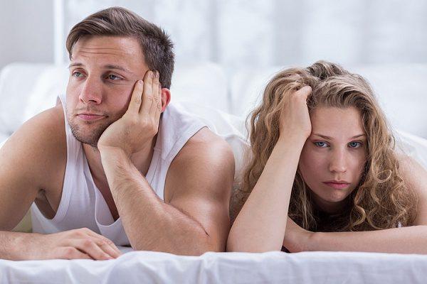 Интимная жизнь стала скучной