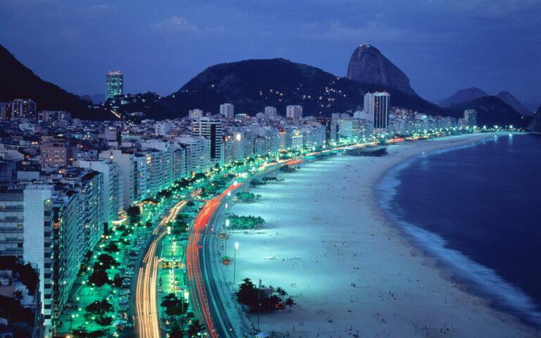 Бразилия. Лучшие морские курорты