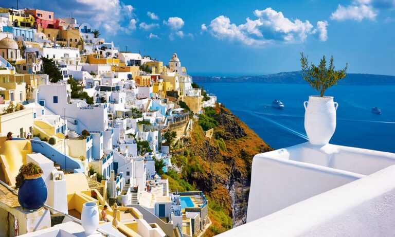 Греция. Лучшие морские курорты
