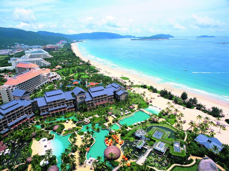 Китай. Хайнань. Лучшие морские курорты