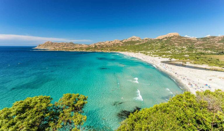 Остров Корсика. Лучшие морские курорты побережья