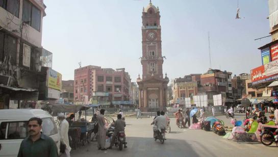 Жизнь в Пакистане