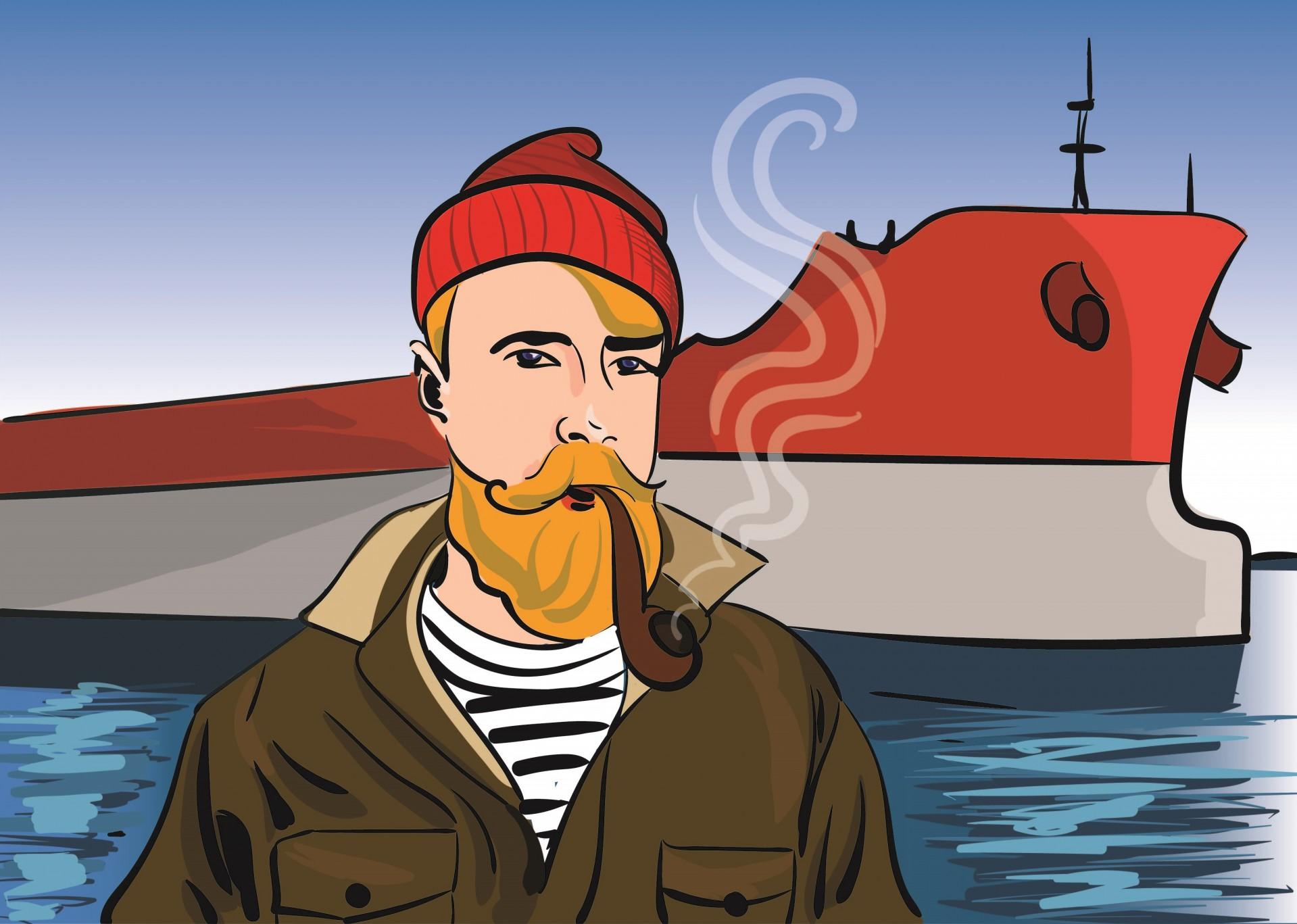 крутые картинки для моряков грудь это