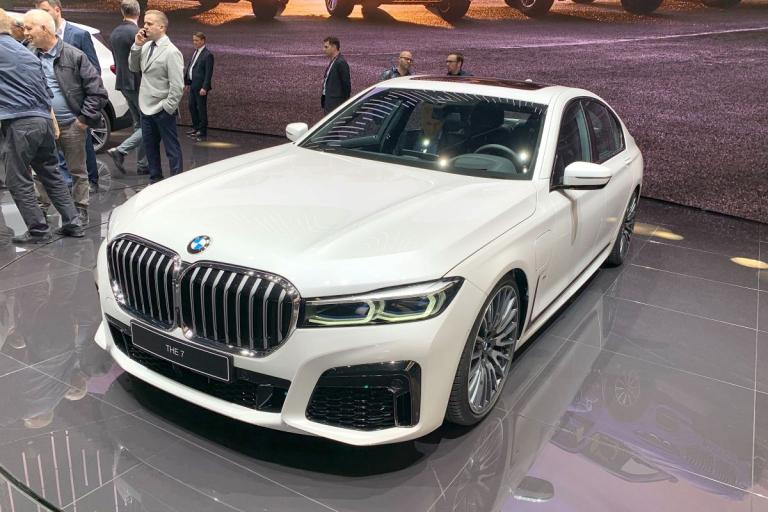 Видеообзор BMW 7 серии 2019 года