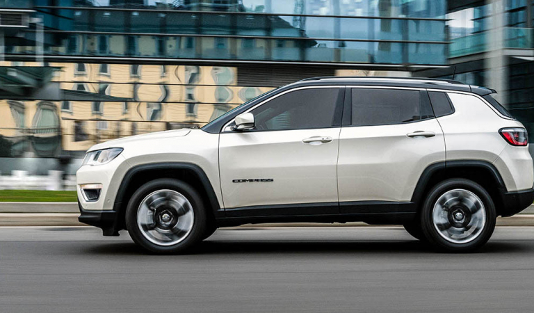 Видеообзор Jeep Compass Limited 2019 года