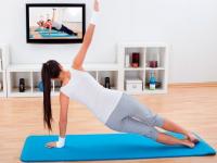 Утренняя зарядка для похудения в домашних условиях