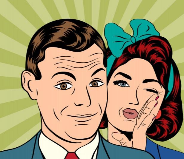 Как заставить мужа обратить внимание?
