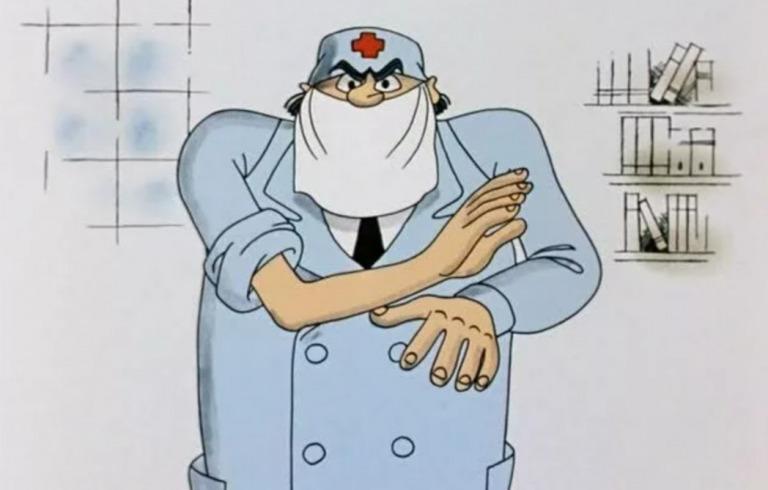 В гостях у хирурга