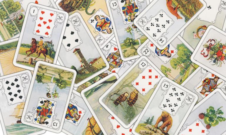 ленорман гадание на четырех картах онлайн