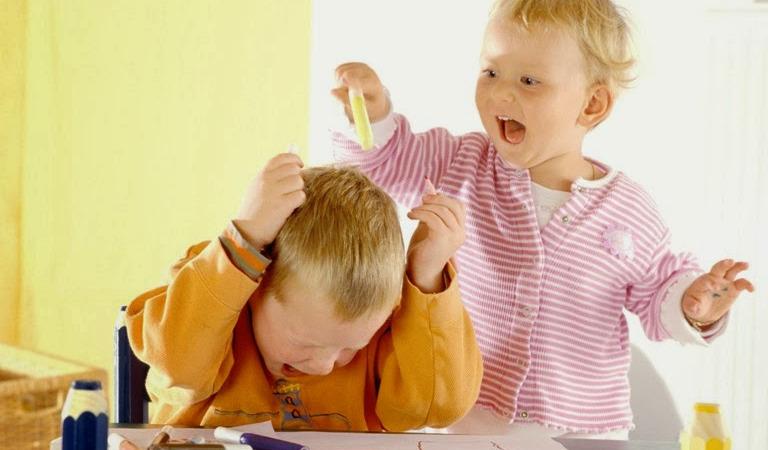 Что делать, если ребёнок дерётся?