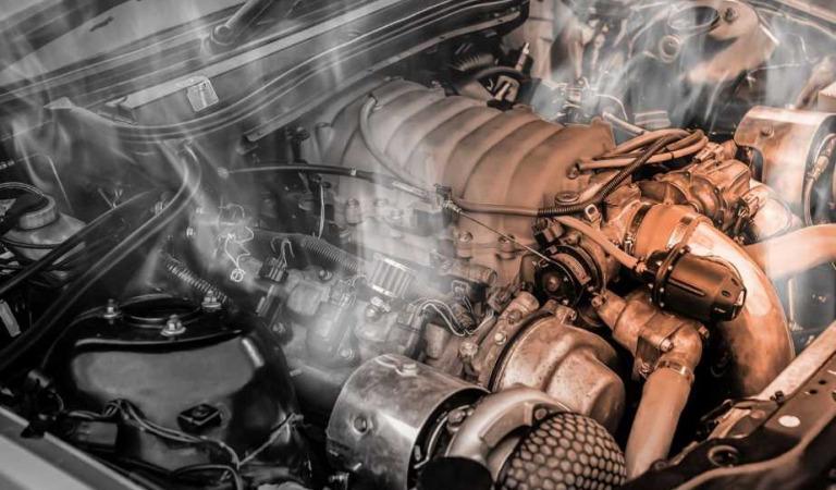 Как определить перегрев двигателя?