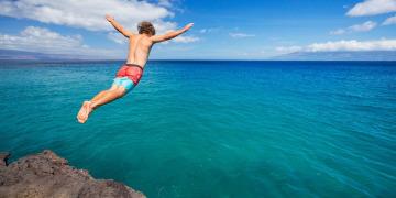 Как научиться нырять?