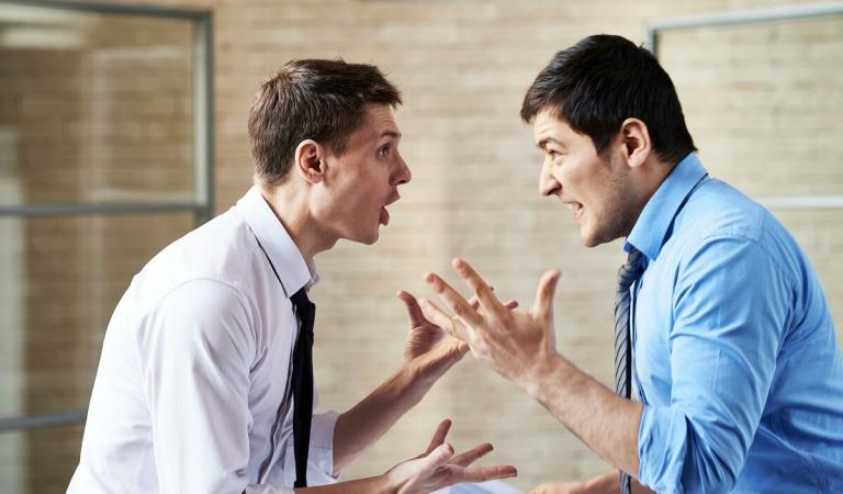 Как ответить на оскорбление?