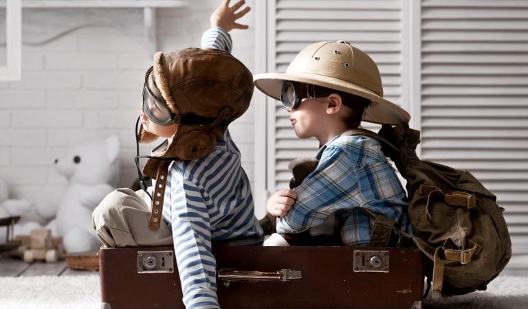 Путешествие с братом