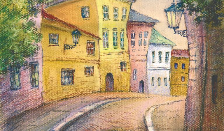 Родные улицы