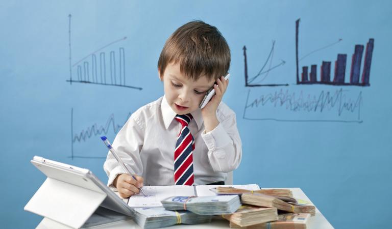 Как вырастить успешного ребёнка?
